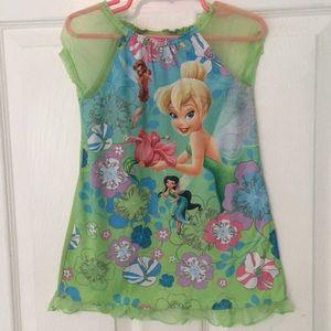 Other - Disney Fairies Tinkerbelle nightgown